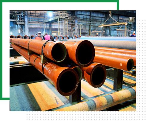 internal cement mortar lining service   AL QAHTANI PIPE